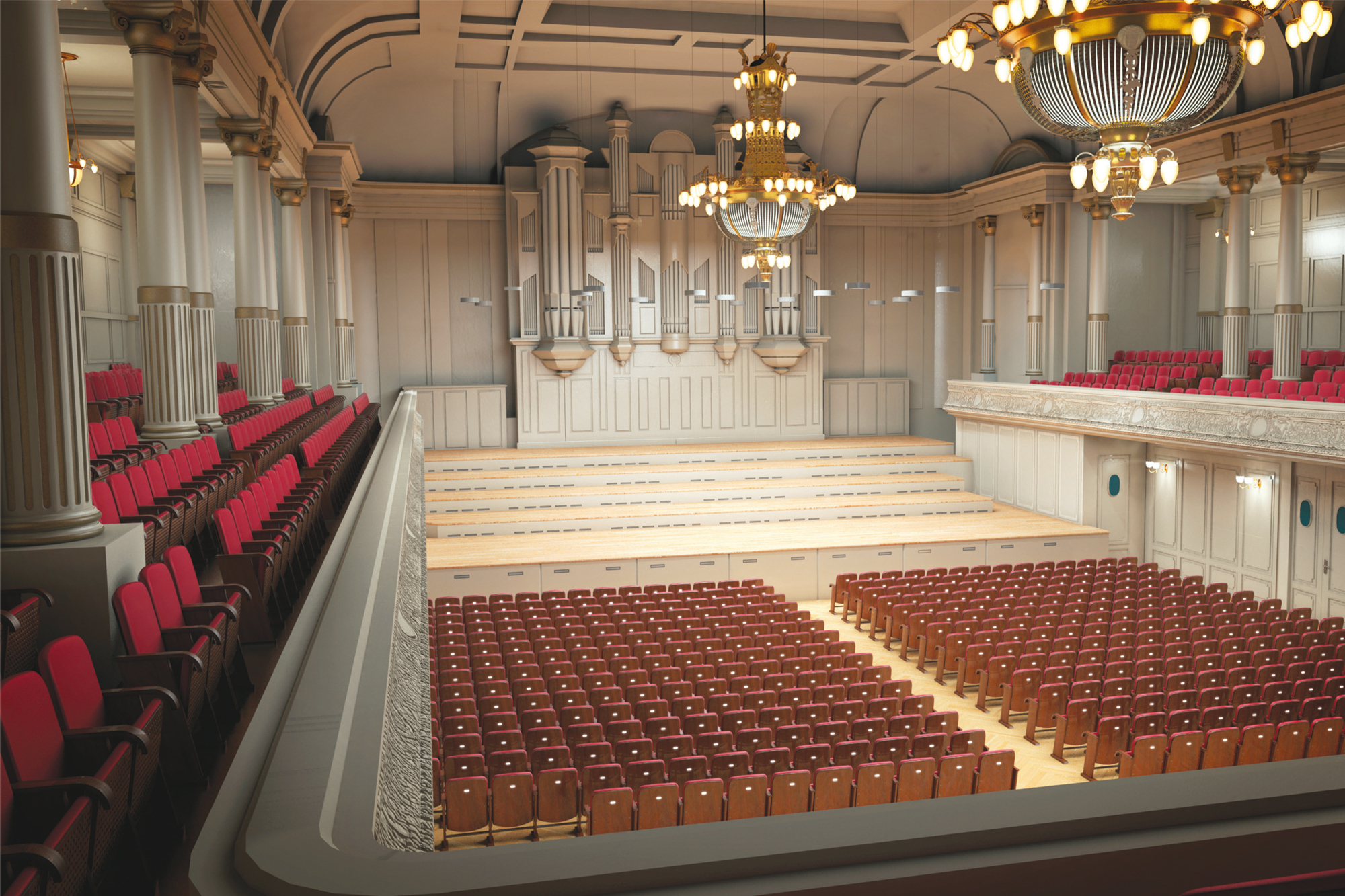 TONHALLE COMPETITION