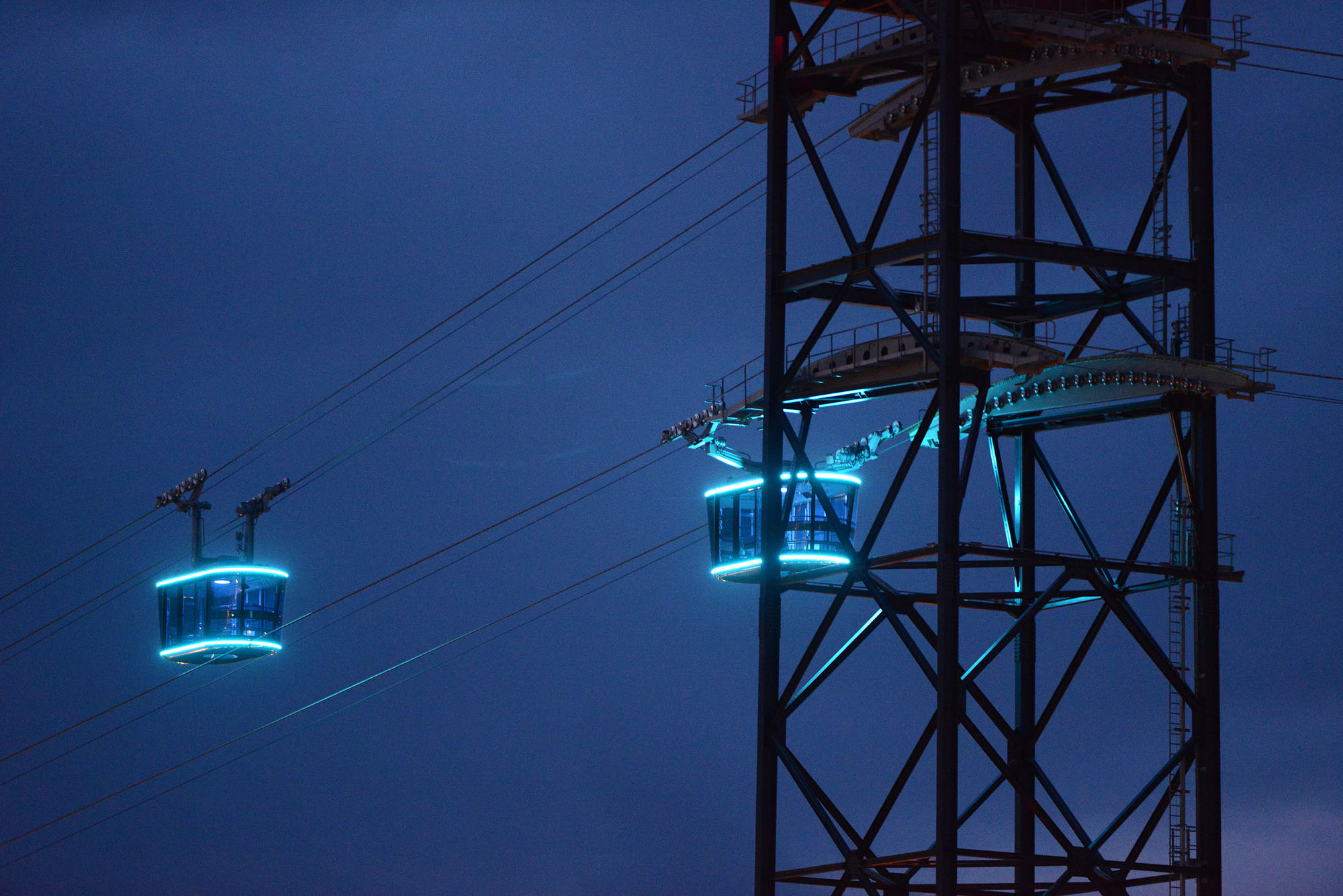 BREST CABLE CAR